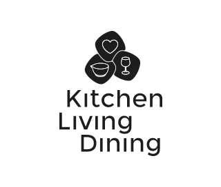 KITCHEN LIVING DINING